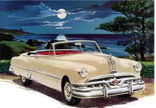 Pontiac Eight, 1951 (source: plan59.com)